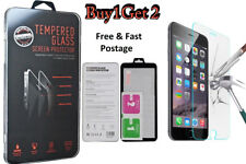 GENUINE TEMPERED GLASS SCREEN PROTECTOR FOR APPLE IPHONE 4G 4S  BUY 1 GET 2 FREE
