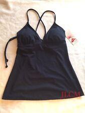 ATHLETA Strappy Tankini Top NWT - SMALL Dress Blue $64