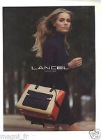 Publicité 2014 - LANCEL