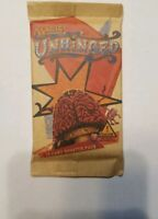 Magic: The Gathering: Unhinged - 15 Card Booster Pack - Factory Sealed