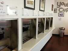 Electro Freeze 56TF-132 Frozen Yogurt/Ice Cream Machines (8) will separate