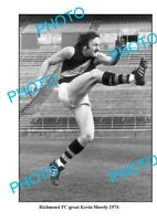 OLD 8x6 PHOTO RICHMOND FC GREAT KEVIN SHEEDY c1974