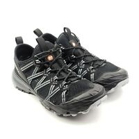 Merrell Choprock Mens Black Grey Outdoors Hiking Trail Water Shoes J033531