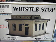 Model Power Ho Structure Kit - Whistle Stop Station #490-444