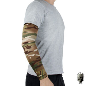 TMC Mesh Camo Sleeve Riding Arm Warmers Fast Dry UV Arm Sleeves Outdoor Cycling