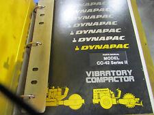 Dynapac CC42A SERIES 2  Manual