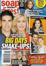 Soap Opera Digest Magazine - December 11, 2017 - Days of Our Lives Jacklyn Zeman