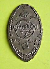 Universal Studios elongated penny Hollywood Ca Usa cent souvenir coin