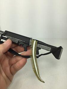 1/6 US M-60 MACHINE GUN +40mm GRENADE LAUNCHER DRAGON BBI DID 21ST CENT VIETNAM