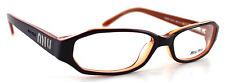 MIU MIU Brille / Eyeglasses Mod. VMU03E 5BY-1O1