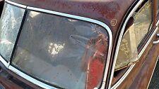 1949 1950 1951 1952 CHEVROLET FLEETLINE WINDSHIELD UPPER MOLDING, LEFT,#4560916