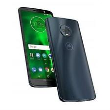 "Motorola G6 5.7"" Unlocked Cell Phone, 32 GB, Deep Indigo (G6 XT1925-6)"