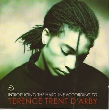 Terence Trent D'Arby CD Introducing The Hardline According To... (EX+/EX+)