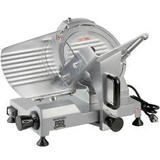 Backyard Pro Sl110e Butcher Series 10 Manual Gravity Feed Meat Slicer 120v