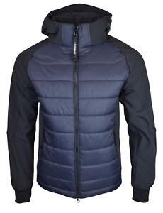 CP Company AW18 Navy Shell Nylon Mix Goggle Jacket Free UK P&P!