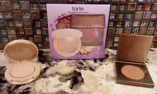 tarte  Glow Girls  BRONZE & HIGHLIGHT  DUO Limited Edition Set NEW in BOX