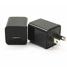 HD 1080P SPY DVR Hidden Mini Camera Mobile Phone Plug Charger Video Recorder Cam