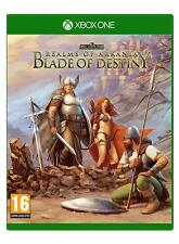Realms Of Arkania: Blade Of Destiny Game for Xbox One - New and Sealed