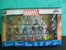Marvel Nano Metalfigs 100% Die-Cast Metal Figures 20 Piece Figure Collection