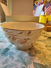 Lenox gilded garden medium bowl