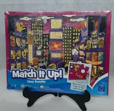 Match it Up! Time Puzzles set of 2