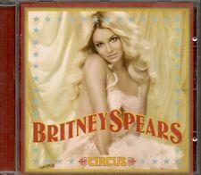 CD ALBUM 13 TITRES--BRITNEY SPEARS--CIRCUS--2008