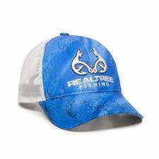 Realtree Fishing Cap Blue/White