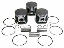 3 Piston Kit SkiDoo 700 Formula Mach 1 Standard 69.8mm 1997 1998 1999 2000