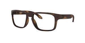 Oakley Rx Eyeglasses Frames OX8156-0254 54-18-137 Holbrook Rx Mt Brown Tortoise