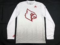 adidas Louisville Cardinals - Long Sleeve Shirt (Multiple Sizes) Used