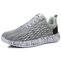 Men's Sneakers Casual Sports Shoes Breathable Comfortable Athletic Running Shoes