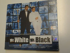 Mr White Mr Black CD Soundtrack New & Sealed Bollywood (Eros)