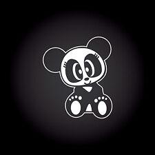 JDM Panda Girl Auto Aufkleber Sticker Decal JDM OEM Style Shocker 9,0 x 10,6 cm