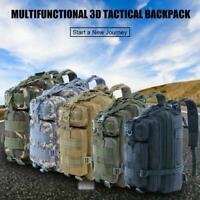 20L 30L 40L Military Tactical Backpack Rucksack Bag Camping Outdoor Hiking Bag
