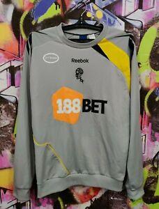 Bolton Wanderers Football Soccer Sweatshirt Longsleeve Reebok 2011 Mens Size M
