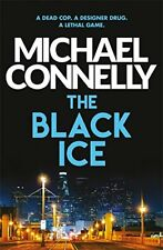 MICHAEL CONNELLY __ THE BLACK ICE ___ BRAND NEW ___ FREEPOST UK