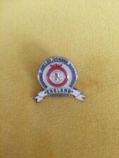 National Roller Hockey Association England Pin Badge