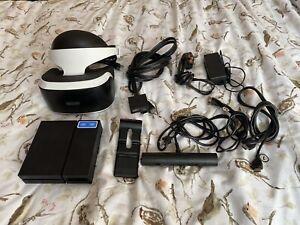 Playstation VR Starter Pack Headset & Camera Bundle Complete PSVR PS4 PS5
