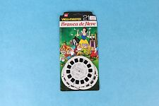 VINTAGE VIEW-MASTER 3D REEL PACKET DISNEY'S SNOW WHITE IN SPANISH MINT/SEALED