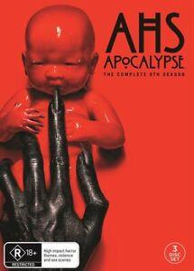 American Horror Story : Season 8 - Apocalypse : NEW DVD