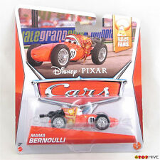 Disney Pixar Cars 2 Mama Bernoulli - Race fans collection #8 of 9 Mattel