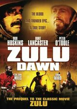 ZULU DAWN - LANCASTER + O'TOOLE -  NEW & SEALED DVD - FREE LOCAL POST