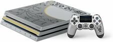 Sony PlayStation 4 Pro God of War Limited Edition Console 1TB Leviathan Gray
