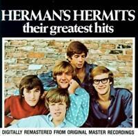 THEIR GREATEST HITS [VINYL] [VINYL] HERMAN'S HERMITS NEW VINYL RECORD