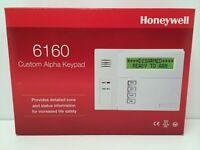 Honeywell / Ademco 6160 Custom Alpha Integrated Keypad Sealed & New in Box
