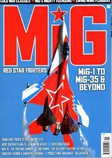 MIG RED STAR SOVIET FIGHTERS MIG-15 MIG-17 MIG-19 MIG-21 MIG-23 MIG-25 MIG-29