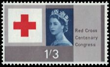 GREAT BRITAIN 399 (SG643) - International Red Cross Centenary  (pf15527)