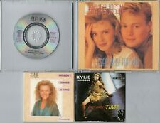 "KYLIE MINOGUE 3 MINI CD 3"" ( 3 POUCES INCH )  ESPECIALLY...+ WOULD'T...+ STEP..."