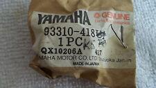 Yamaha OEM NOS bearing 93310-418U1  #5848