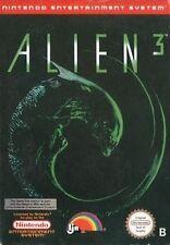 Alien 3 Original Nintendo NES game 100% Authentic Tested clean